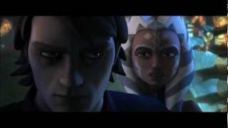 Ahsoka And Anakin - That
