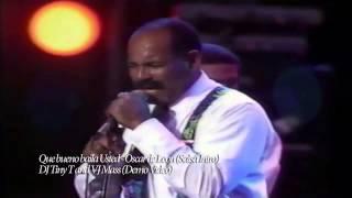 Que bueno baila Usted - Oscar de Leon (Salsa Intro) DJ Tiny T and VJ Mass