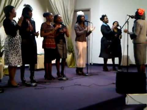 Global Choir- Leaning On Jesus