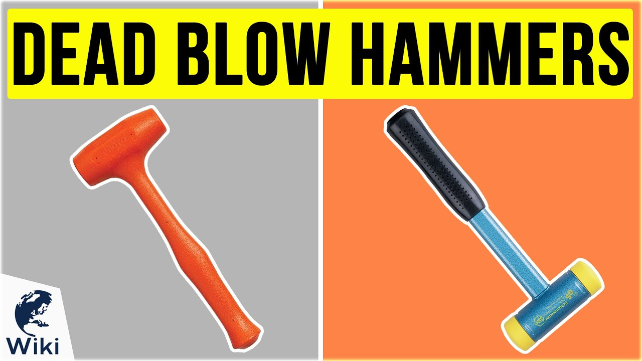 Top 10 Dead Blow Hammers Of 2020 Video Review Dead blow helps eliminate bounce back when striking hardened surfaces. top 10 dead blow hammers of 2020