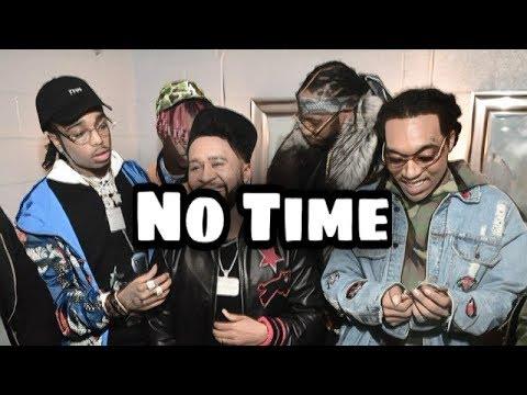 Trap Beat Instrumental | Migos | Zaytoven Type Beat (2018) - No Time | Prod. by King Wonka