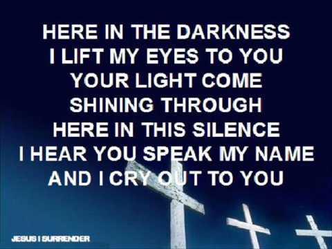 Jesus I Surrender