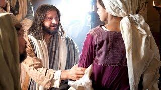 イエスは少女を死からよみがえらせることによって御自分の神聖な力を示...