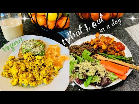 What I Eat In A Day for Weight Loss | Vegan & Protein Packed! | #29