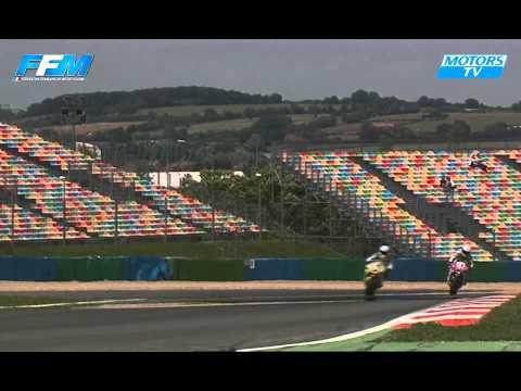 Coupes de France Promosport Magny Cours - 600cc