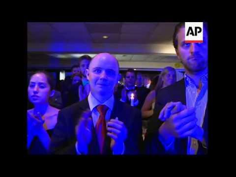 PM, Sweden Democrats and Social Democrats reax to results