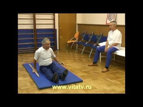 Гимнастика при остеоартрозе тазобедренных суставов видео суставной доктор адамов корень инструкция