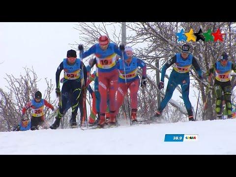 Cross-country skiing Mixed team sprint (6х1km) - 28th Winter Universiade 2017, Almaty, Kazakhstan