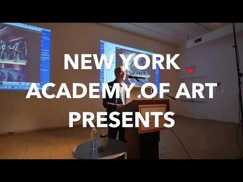 New York Academy of Art   2018 Art & Culture Lecture Sabin Howard   WWI memorial