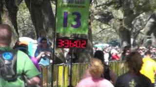 2010 New Orleans Rock N Roll Mardi Gras Marathon