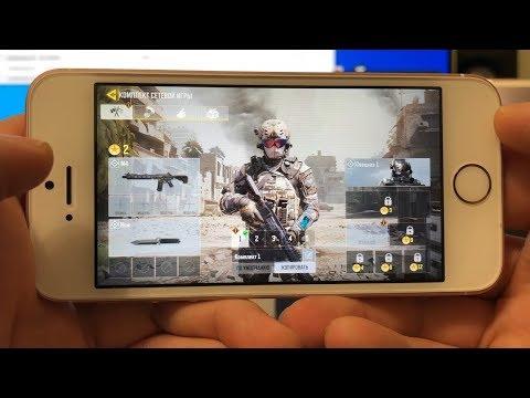 Apple IPhone SE в конце 2019! Как и Зачем Купил? Почему? Call Of Duty Mobile, PUBG, World Of Tanks!
