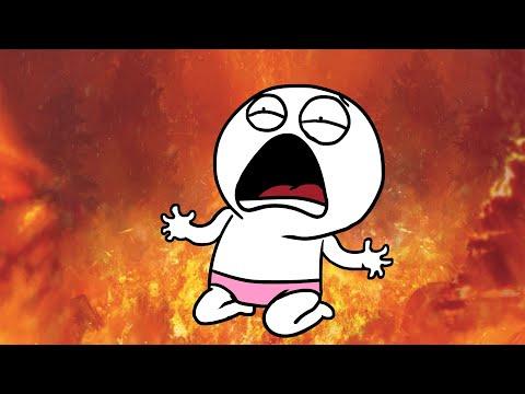 Мой детский ад (Анимация)