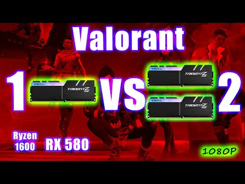 Valorant Single Channel