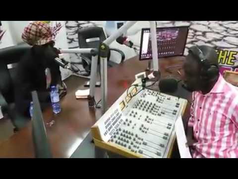 "Atinka FM's Roman Fada Interviews ""Music Maestro"" Kojo Antwi"