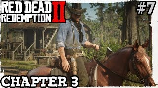 A REAL COWBOY PLAYS Red Dead Redemption 2 Gameplay Walkthrough PART 7