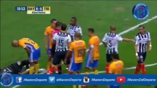 Tigres vs Rayados Ida y Vuelta 6-1/Goles/ Tijuana vs Morelia 2-1/MDD/ Previa Semifinal