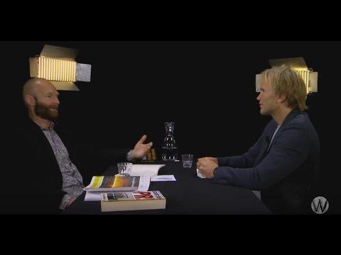 De propaganda van de milieubeweging; Hajo Smit met Rypke Zeilmaker