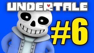 LOTS OF PUZZLES! - Let's Play UnderTale #6