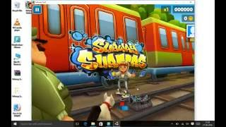 Subway Surfer for PC (without Bluestacks)