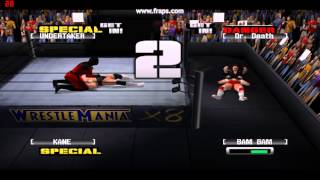 Showdown 64 - In Stereo Tombstone Piledrivers