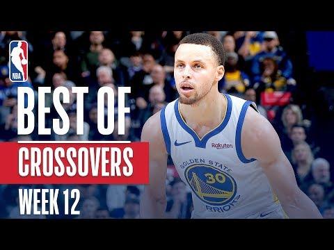 NBA's Best Crossovers | Week 12