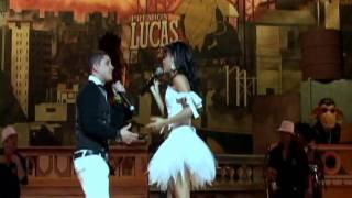 "Osmani Garcia ""La Voz"" feat. Laritza Bacallao - Tu Me Hieres"