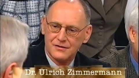 Streitgespräch Urs Jäger von Soda Fresh mit Dr. Winzenried von Valser Wasser