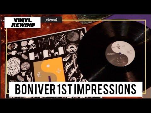 Bon Iver - 22, A Million First Impressions