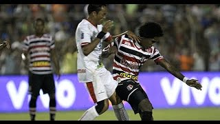 Salgueiro 0x0 Santa Cruz - (Ida) Final Campeonato Pernambucano 2015