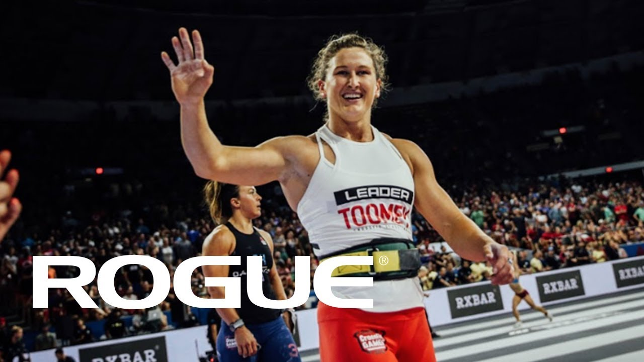 Tia Clair Toomey - 2018 Crossfit Games Champion