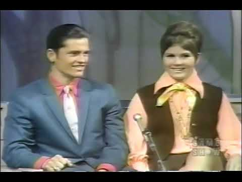 The Newlywed Game 1969 opening with theme song full