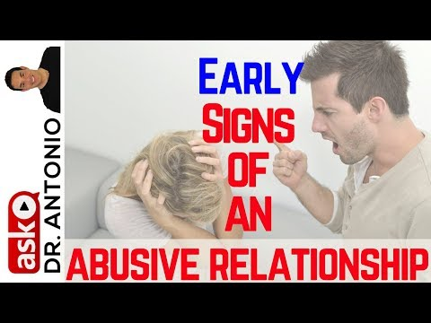 Signs of an abusive man hookup