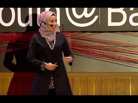 Achieving your dreams in spite of your surroundings | Mays Gumar | TEDxYouth@Baghdad