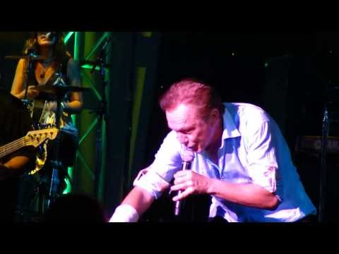 David Cassidy sings Cherish to beloved fans Tropicana July 26, 2013