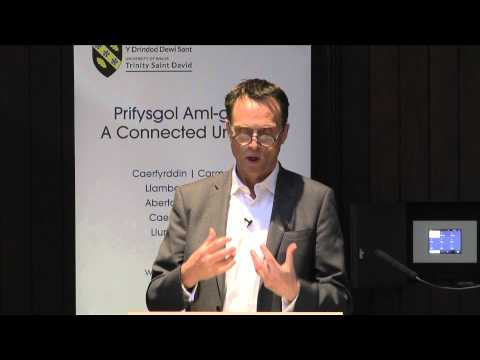 Matthew Taylor - 'Making Swansea (even more) special'