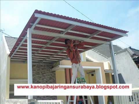 Kanopi Baja Ringan Di Malang Murah Minimalis Surabaya Wa