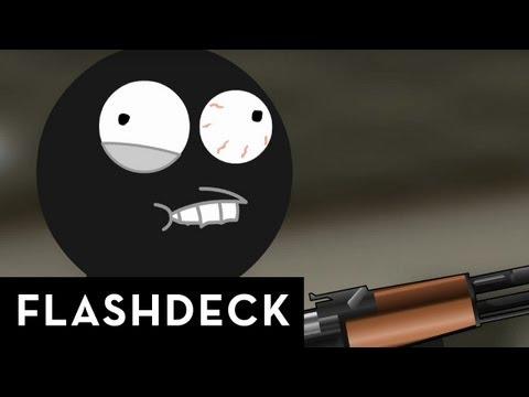 Counter-Strike: Global Offensive Trailer (Flashdeck Stick figures)