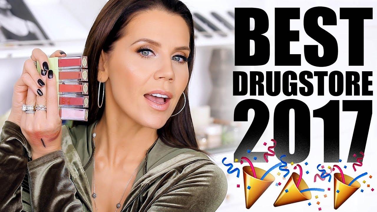 best-drugstore-makeup-of-2017