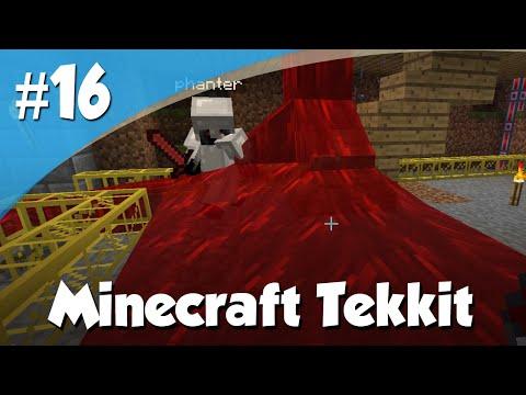 Minecraft Tekkit #16 - Beginnen Aan Het Binnenhof!