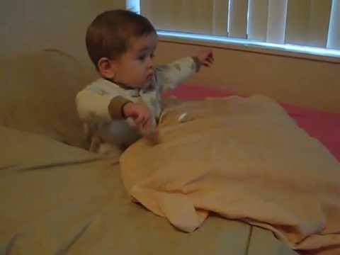 Ryan Watching Baby Einstein, Baby Santa