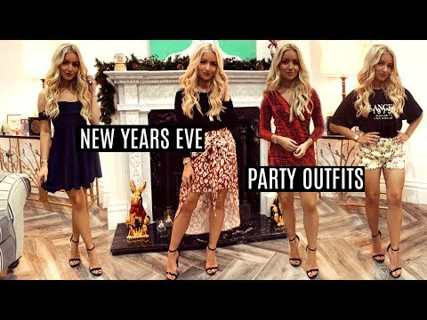 c4a0615b8e50c NEW YEARS EVE PARTY OUTFIT IDEAS 2018 / 2019 - YouTube