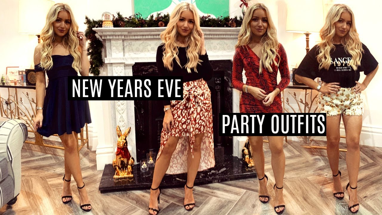NEW YEARS EVE PARTY OUTFIT IDEAS 2018 / 2019 3