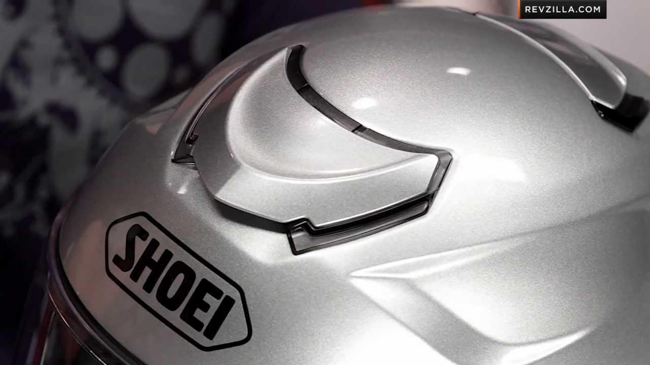 1ece295e Shoei GT Air Helmet Review at RevZilla.com - YouTube