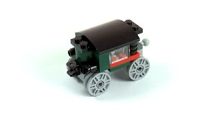 Lego Creator 31015 Carriage Speed Build And Review
