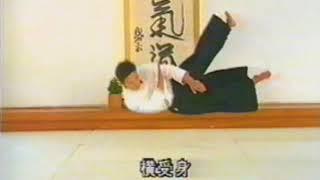 №1-4 #Моритэру_Уэсиба #айкидо #Aikido  合気道  учебный #фильм