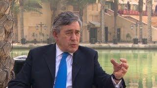 Former UK prime minister Gordon Brown, From YouTubeVideos