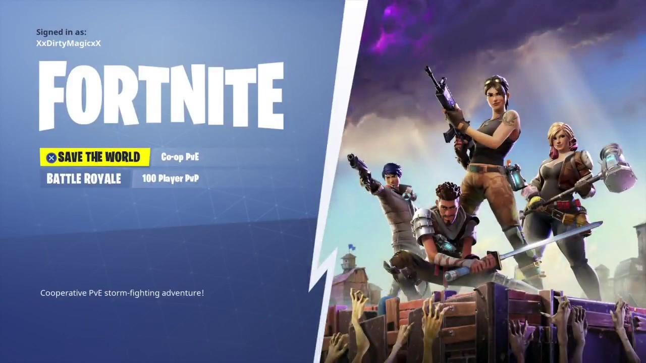 Fortnite Battle Royale TV!!! 1000 V-Bucks Giveaway ...