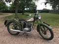 BSA Bantam D1 1955 125cc for Sale