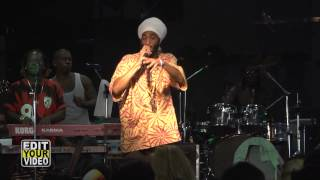 Ras Indio - Perfoming live in Los Angeles