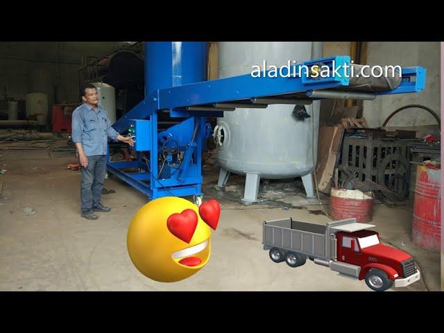 Truck Loading Conveyor - PT. ASME